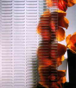 Ornamentglas SGG Master-Ray ® (Master-Ray 063) 4mm