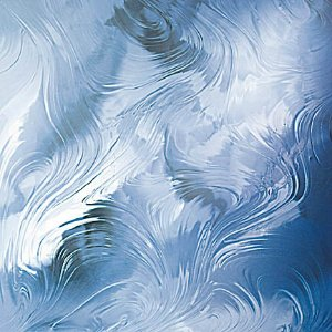 Baroque BR-130-8 Clear, Pale Blue