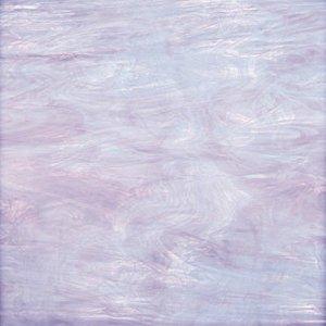 Opal 843-71S Pale Lavender, White