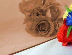 Spiegel 6.0 mm, bronze