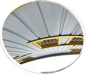 Ersatzglas für Inspektionsspiegel 300 mm rund