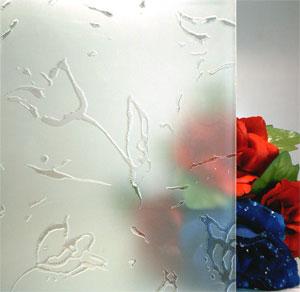 Madras Flos, weiß 5 mm