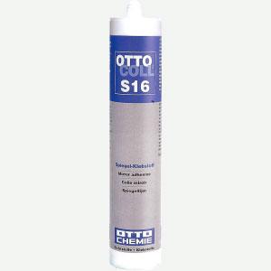 Spiegelsilicon OTTOCOLL® S16, 310ml Kartusche