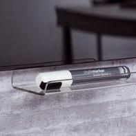 Stiftschale, transparent