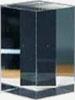 Glasquader 50x50x80 mm kristallklar