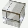 Glaswürfel 100 mm kristallklar
